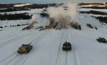 Šiaurės šalys stiprina gynybą