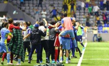 Čempionų lygos atranka: Astana - Žalgiris