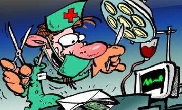Medikai kaltinami dėl kyšių ėmimo