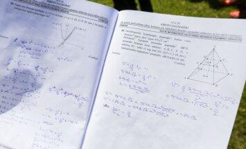 Matematikos egzaminas