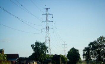 Elektros rinkoje per savaitę vidutinė kaina sumažėjo 7 proc.