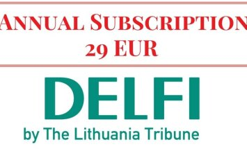 Annual Subscribtion 29 EUR