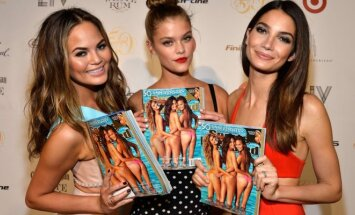 Chrissy Teigen, Nina Agdal, it Lily Aldridge
