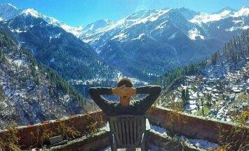 J. Laukaitis Himalajuose