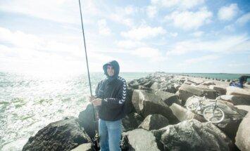 Žvejai Klaipėdoje