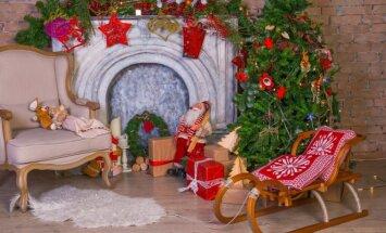 Netikėtas akcentas, kuris papuoš namus prieš Kalėdas