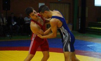 Tarptautinis Vlado Žmogino imtynių turnyras (imtynes.lt nuotr.)