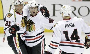NHL, St. Louis Blues – Chicago Blackhawks