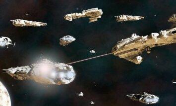 Kosminis mūšis