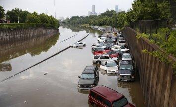 Potvynis Hiustone