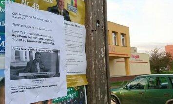 Rinkimų pažeidimai Kaišiadoryse