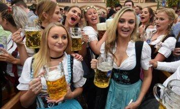 Oktoberfest Vokietijoje