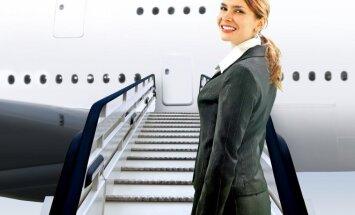 Stiuardesė, skrydžio palydovė