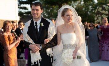 Chelsea Clinton vestuvės