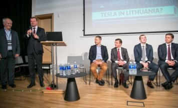 Discussion on how to attract a Tesla Motors gigafactory to Lithuania