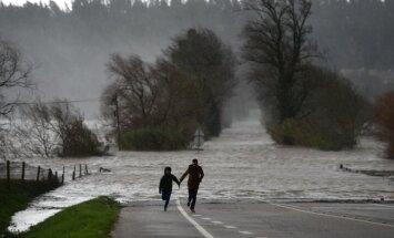 Audra ir potvynis