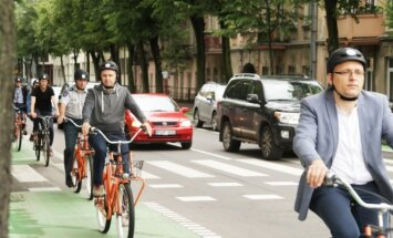 "Dviratininkų revoliucija  ""Like Bike"""