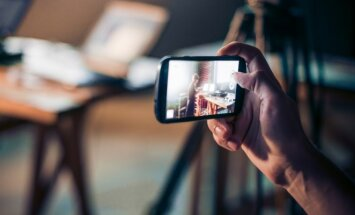 Fotografavimas telefonu