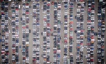 Kurioziška situacija gali nutikti bet kurio automobilio savininkui