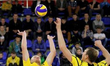 Lithuanian open tinklinio turnyras. Lietuva - Gruzija