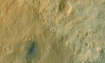Krateriai Marse