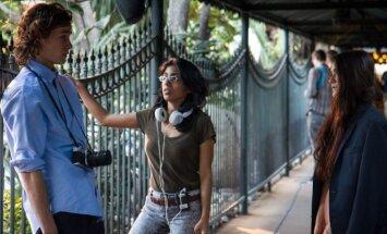 """Kadrai iš filmavimo aikštelės (T. Roohani/""""ACME Film"""" nuotr.)"""