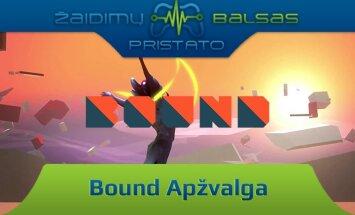 Žaidimų balsas - Bound