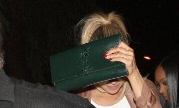 Khloe Kardashian užklupta su French Montana