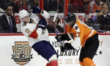 NHL: Panthers – Flyers