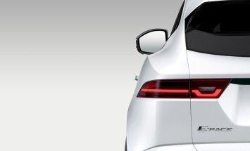 Jaguar E-Pace užuomina