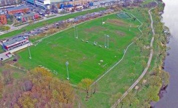 Futbolo mokylos Tauras stadionas bus uždengtas kupolu