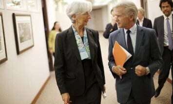 Gerry Rice'as, Christine Lagarde