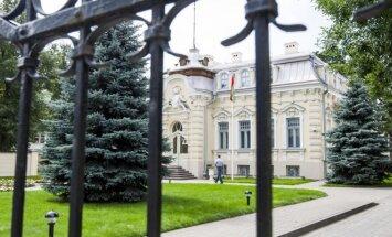 The Embassy of Belarus