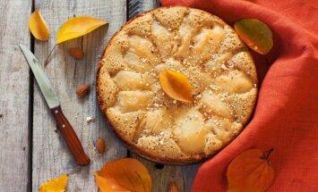 Pasakiškai skanus obuolių pyragas