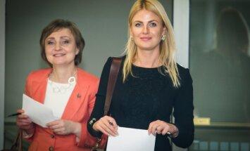 Virginija Vingrienė, Greta Kildišienė