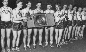 1937-ųjų Lietuvos vyrų krepšinio rinktinė