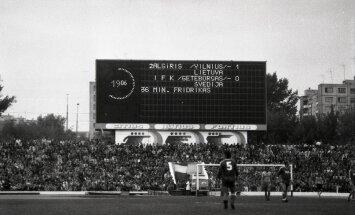 1989 metų rungtynės: Vilniaus Žalgiris – Goteborgo IFK
