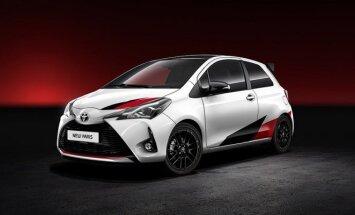 Sportiška Toyota Yaris versija