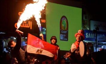 Egipte kilo masiniai neramumai