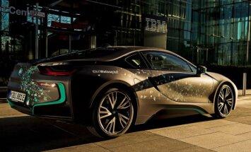 Demonstracinis BMW i8