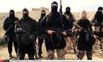 IS teroristai