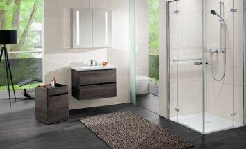 Pristatytos naujausios vonios kambario tendencijos