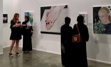 The Rooster Gallery meno mugėje Art Dubai
