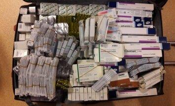 Vaistų kontrabanda