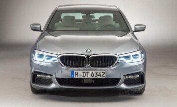 BMW automobilis