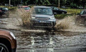 Per balas su Land Rover Discovery