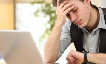 Trys pagrindinės klaidos, žalojančios vyrų sveikatą