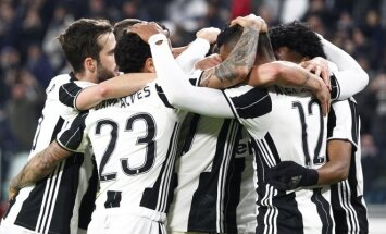 Turino Juventus futbolininkai