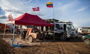 Dakaras Bolivijoje