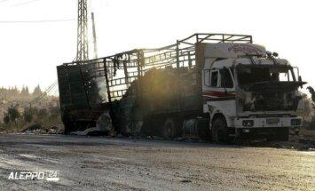 Rusijos karo Sirijoje versija – apie ką nutyli Kremlius
